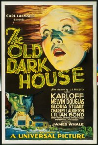 OLD DARK HOUSE ('32) 1sheet