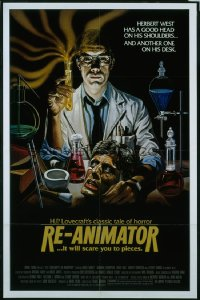 RE-ANIMATOR 1sheet