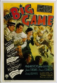 189 BIG GAME 1sheet 1936