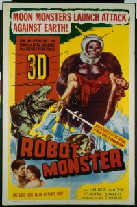 ROBOT MONSTER 1sheet