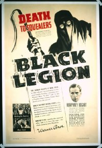 BLACK LEGION 1sheet
