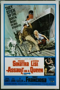 ASSAULT ON A QUEEN 1sheet
