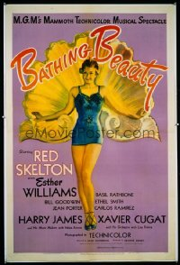 325 BATHING BEAUTY 1sheet 1944