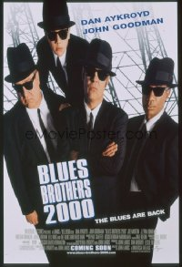 BLUES BROTHERS 2000 1sheet