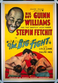 125 BIG FIGHT ('30) 1sheet 1930