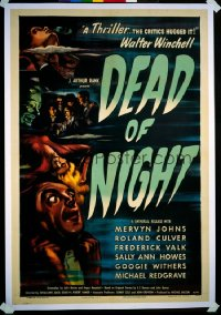 DEAD OF NIGHT ('45) 1sheet