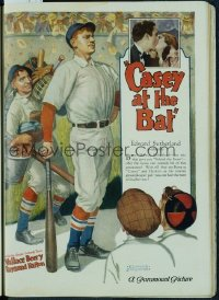 040 CASEY AT THE BAT campaign book ad 1927