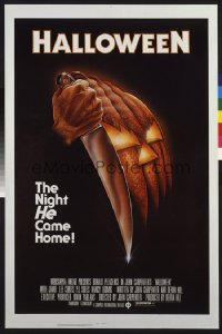 HALLOWEEN ('78) 1sheet