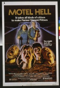 MOTEL HELL 1sheet