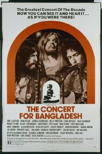 376 CONCERT FOR BANGLADESH 40x60