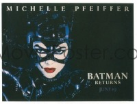 763 BATMAN RETURNS 3 subway cards