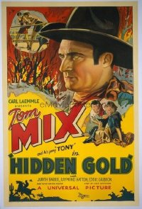 246 HIDDEN GOLD ('32) 1sheet
