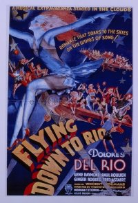 625 FLYING DOWN TO RIO linen 1sheet