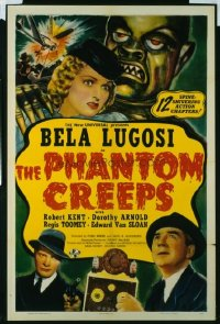 244 PHANTOM CREEPS linen 1sheet
