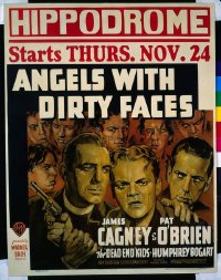 105 ANGELS WITH DIRTY FACES jumbo WC