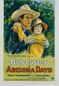 504 ARIZONA DAYS ('28) linen 1sheet
