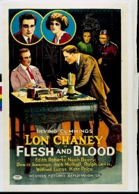 142 FLESH & BLOOD ('22) linen 1sheet