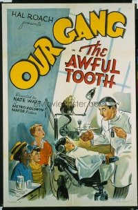 229 AWFUL TOOTH 1sheet