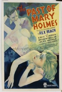 008 PAST OF MARY HOLMES paperbacked 1sheet