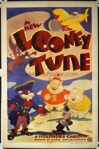 172 NEW LOONEY TUNE 1sheet