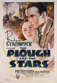 023 PLOUGH & THE STARS linen 1sheet
