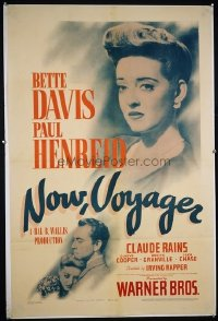 109 NOW VOYAGER linen 1sheet