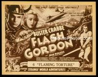 v333a FLASH GORDON ('36) Chap 6 TC '36 best serial ever!