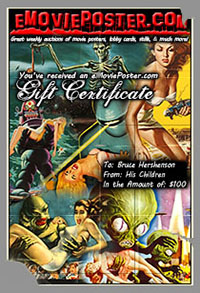 Did you know... that we offer gift certificates?